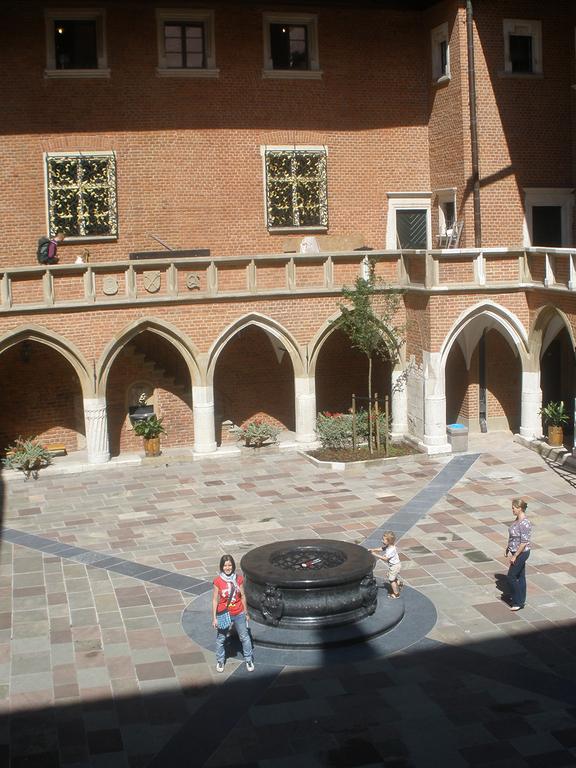 Plaza del Collegium Maius