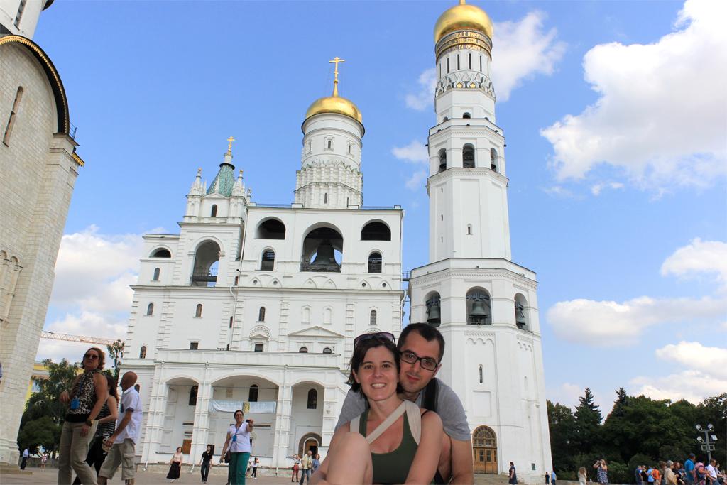 Plaza Kremlin Moscu