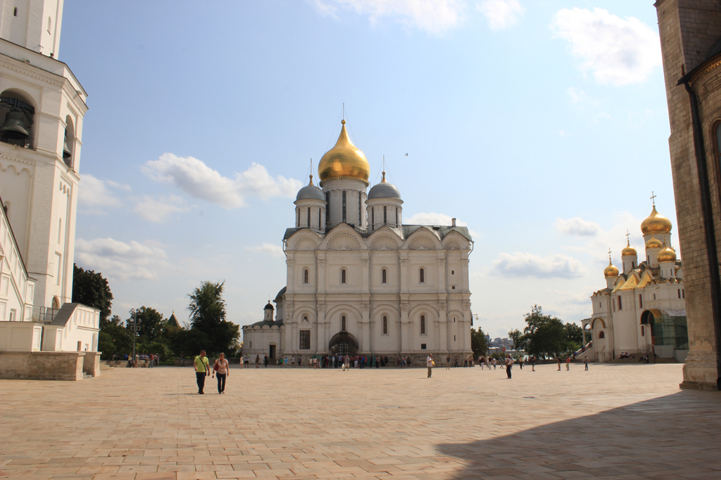 Plaza del Kremlin