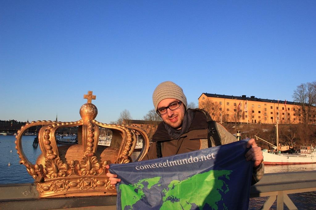 Puente de las coronas en Estocolmo