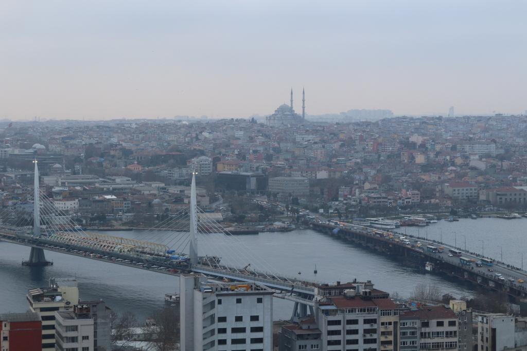 Puentes de Estambul