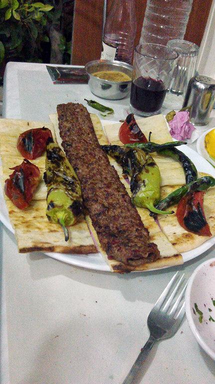 Kebab de verdad