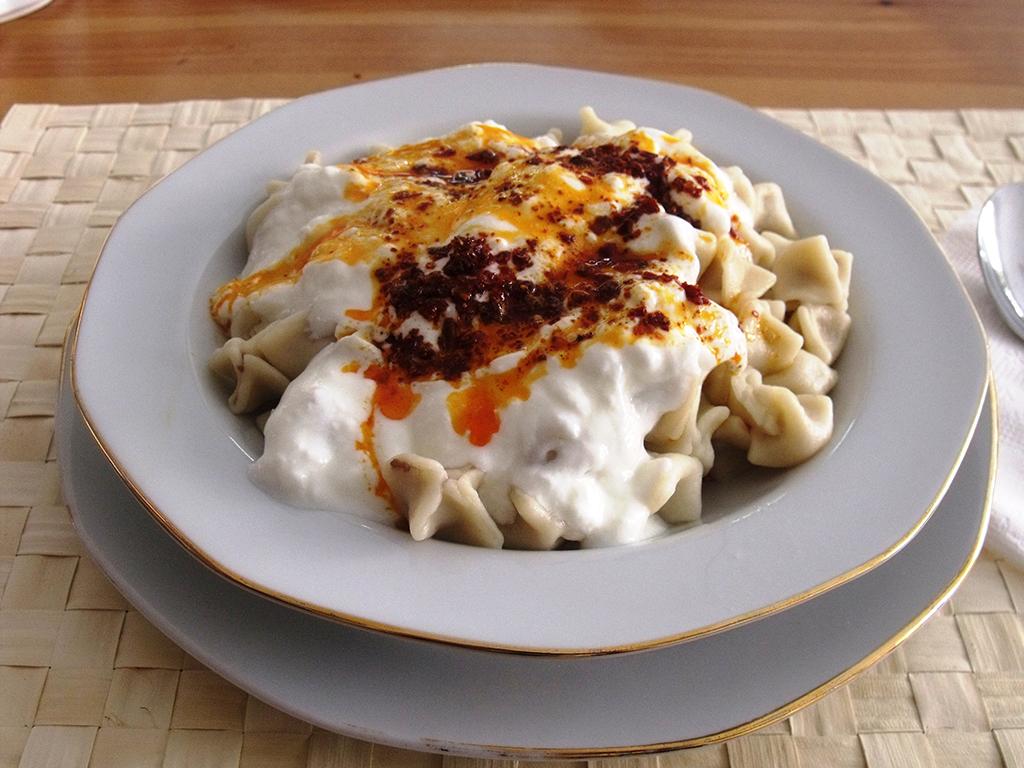 Resim comida turca