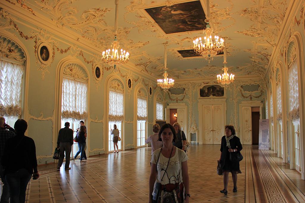 Sala azul Hermitage
