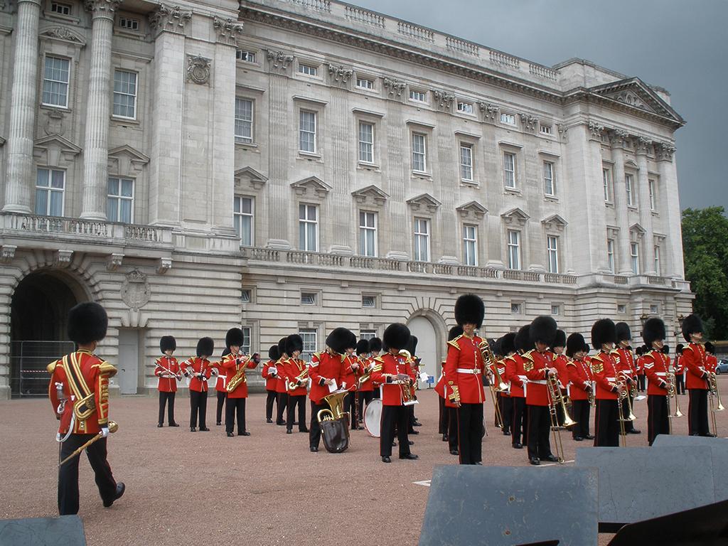 Soldados Buckingham