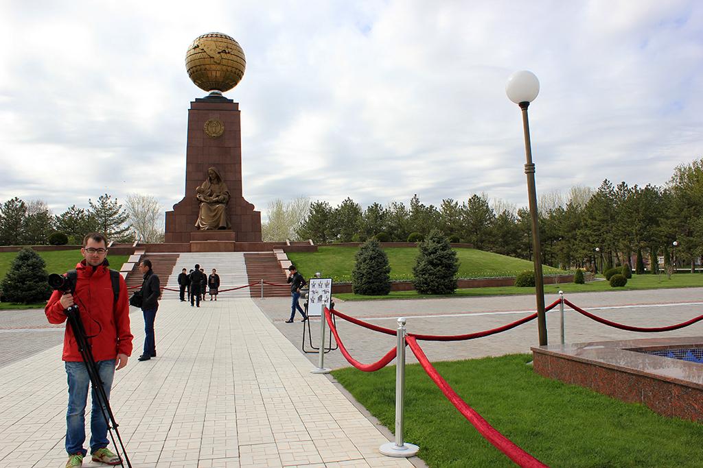 Tashkent la ciudad con menos turistas de Uzbekistan
