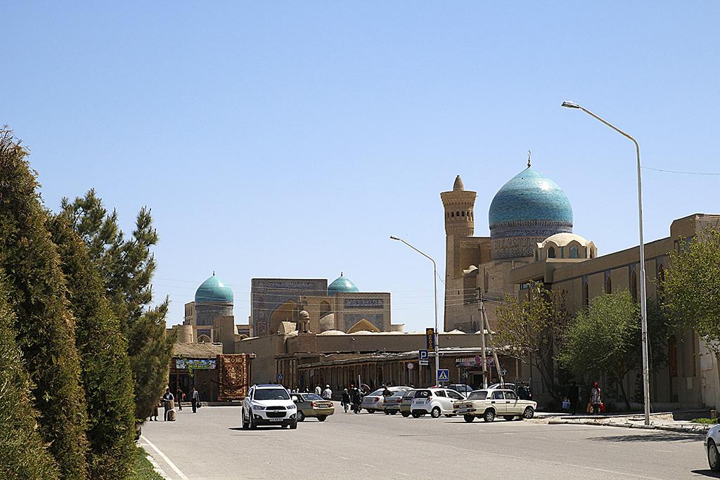 Taxi Uzbekistan