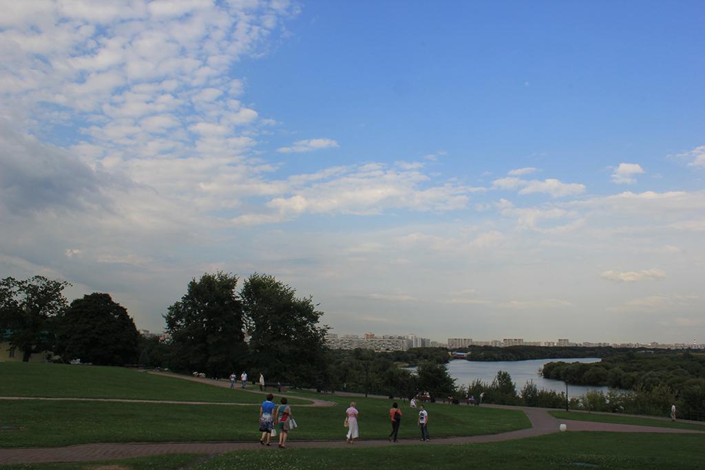 Vistas de Kolomenskoye