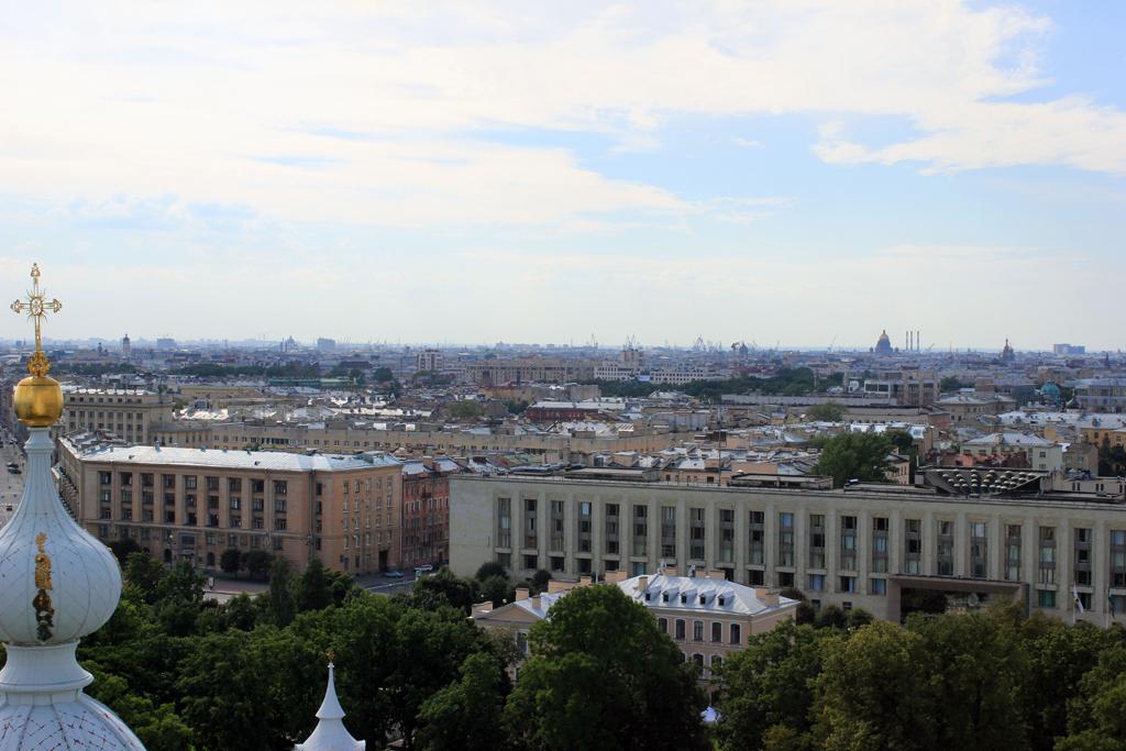 Vistas desde Smolny