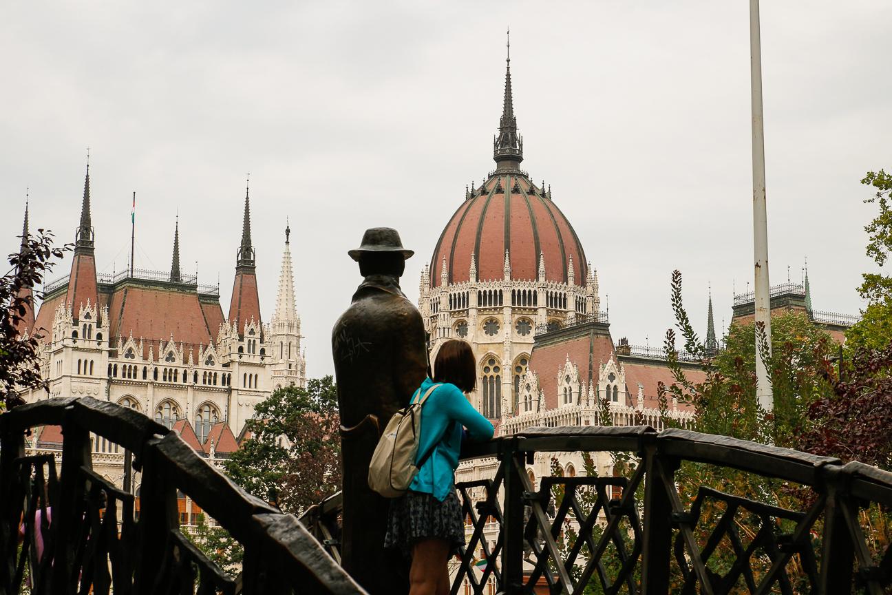 Aeropuerto Budapest Parlamento