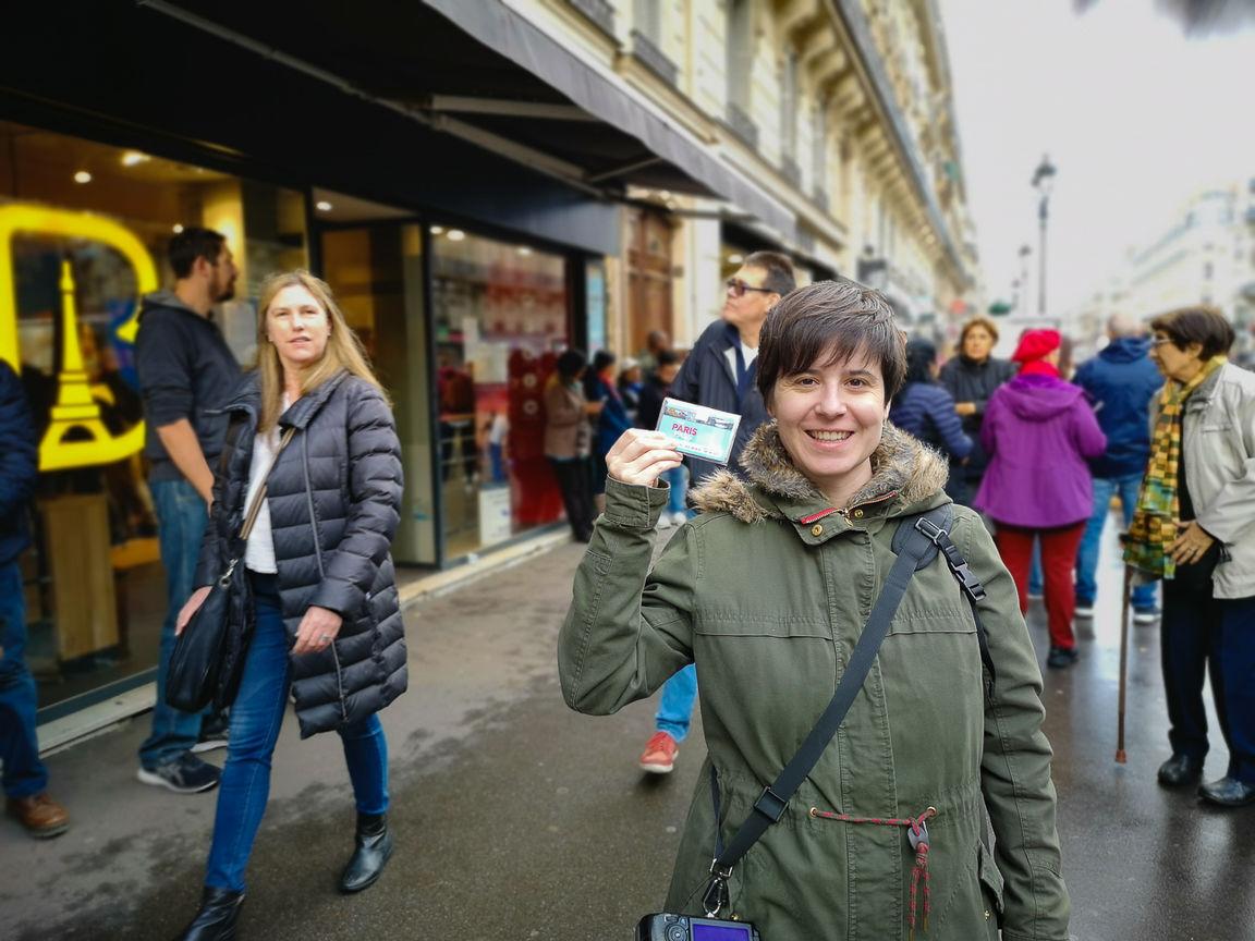 Ahorrar con el Paris Pass