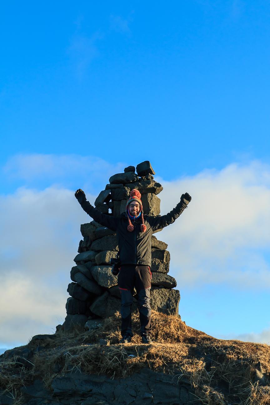 Trekking por Reykjanes