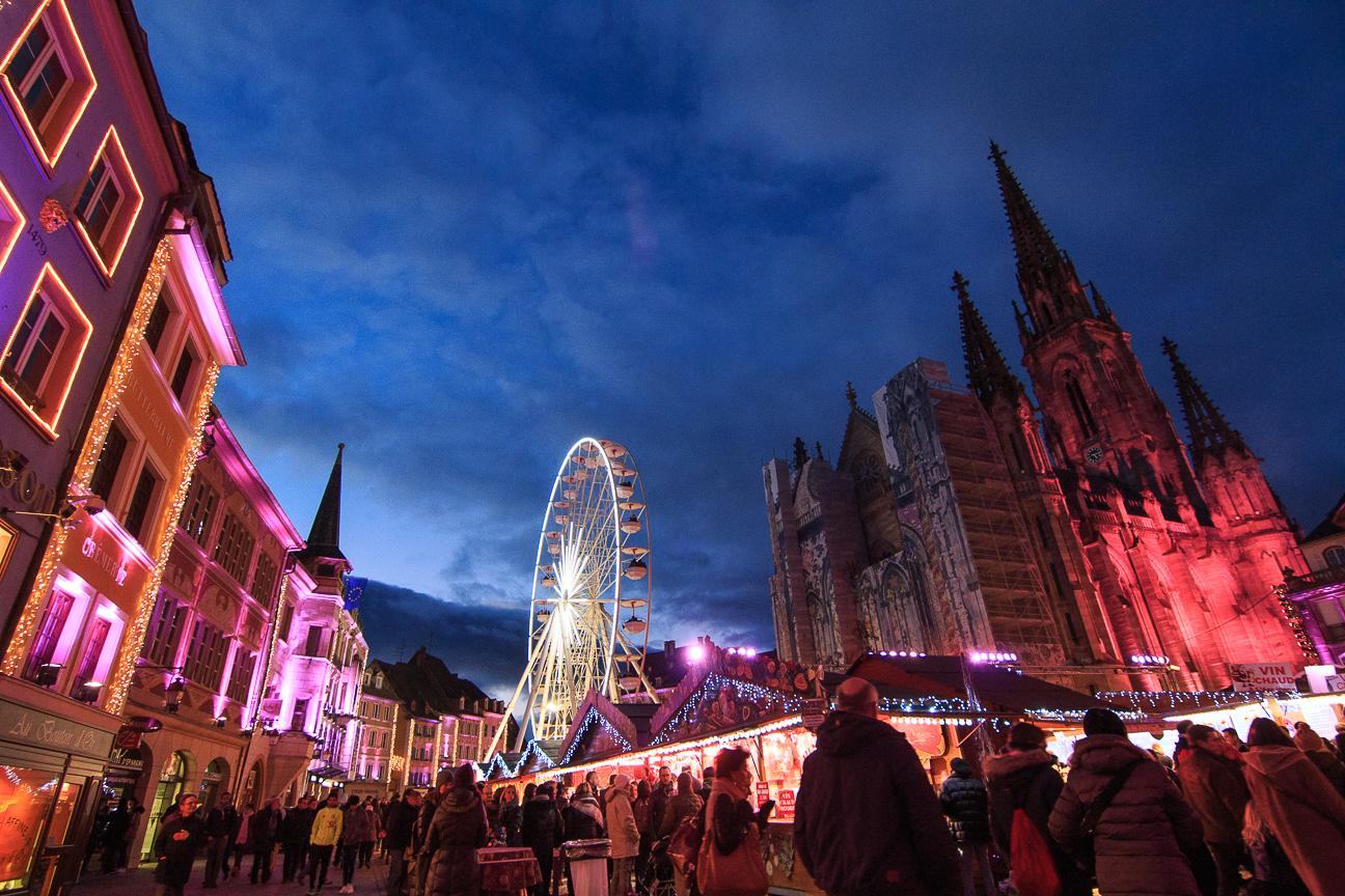 Alsacia en Navidad - Mulhouse