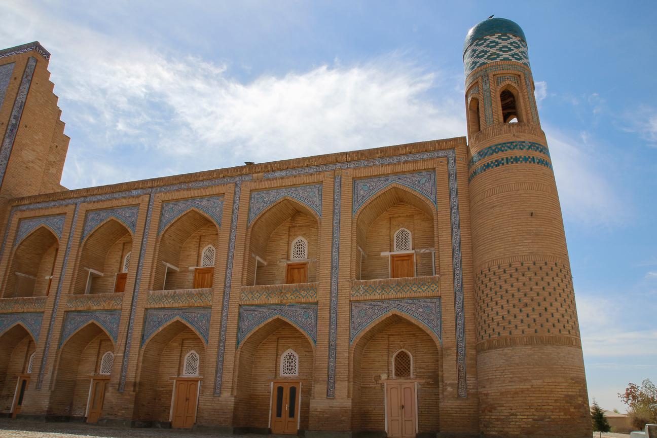 Antigua madraza Mohammad Amin ahora un hotel