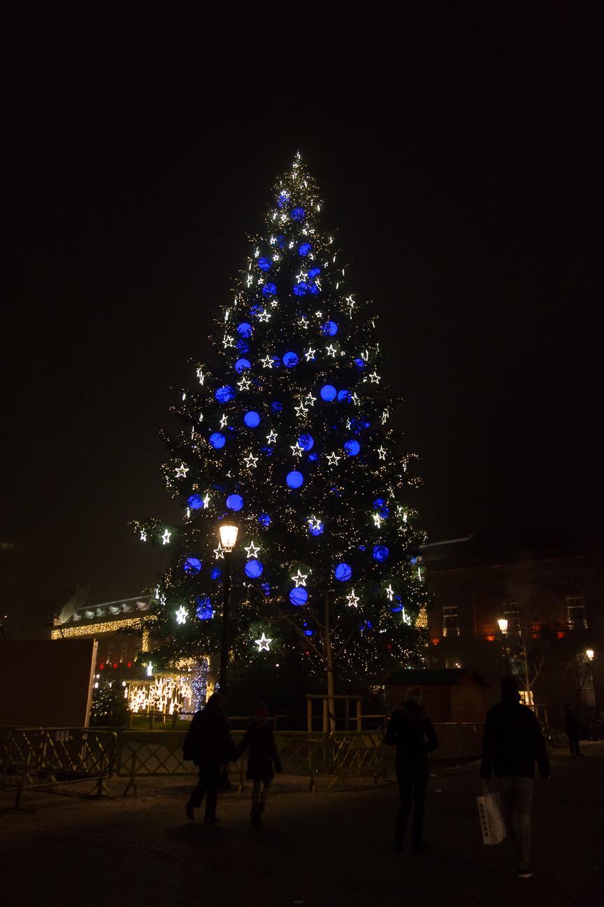 Arbol de Navidad gigante