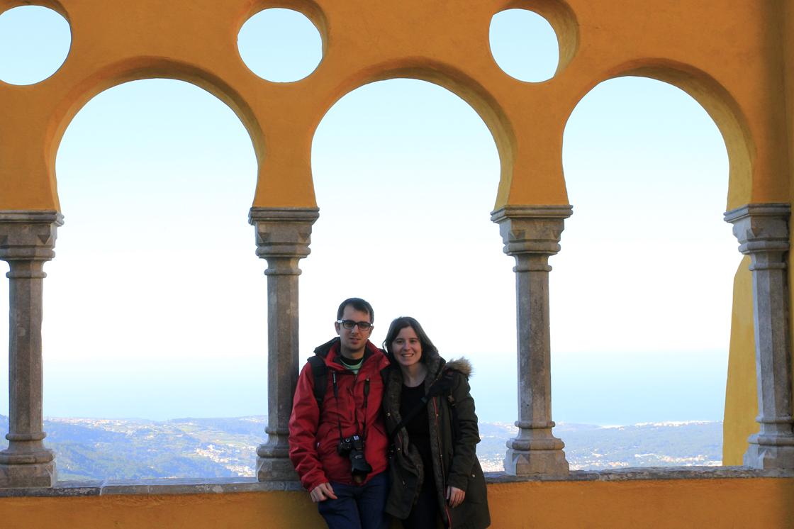 Arcos del Palacio da Pena