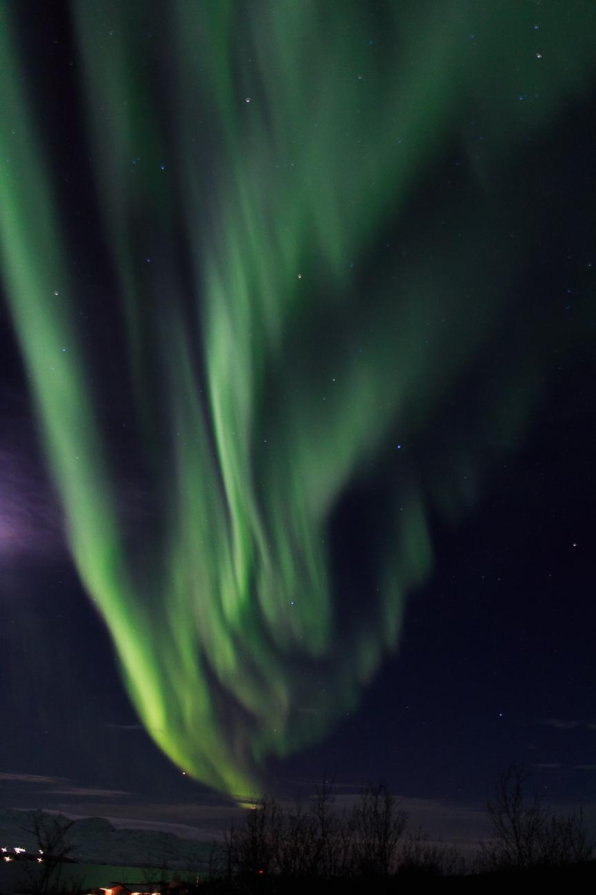 Aurora boreal de KPI 5