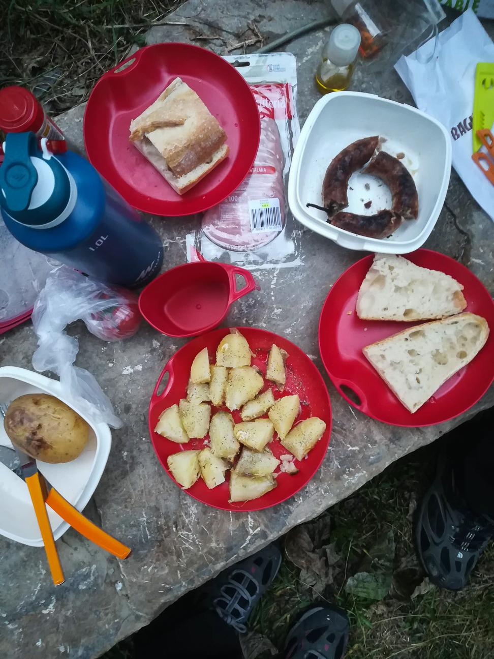 Barbacoa Nou Camping Pallars Sobira