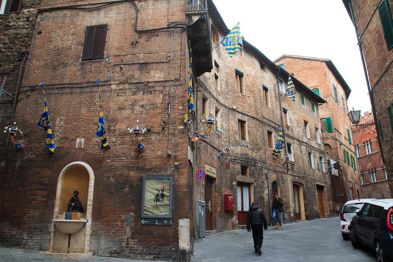 Barrios de Siena