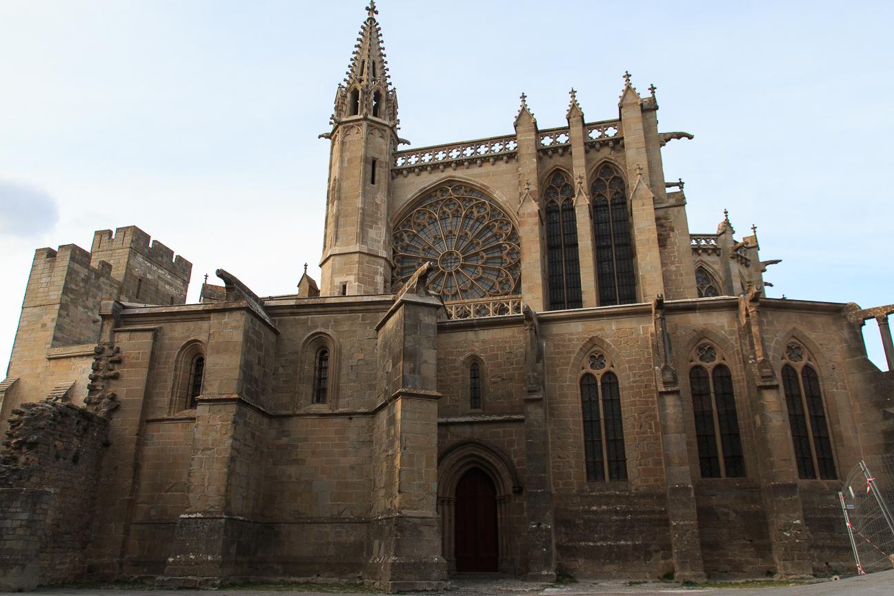 Basilica de Saint Nazaire en Carcassonne
