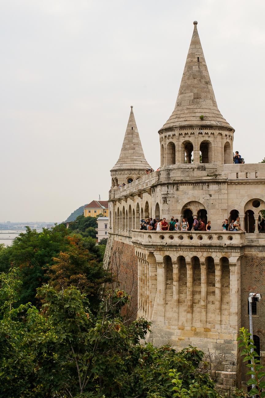 Bastion pescadores Budapest