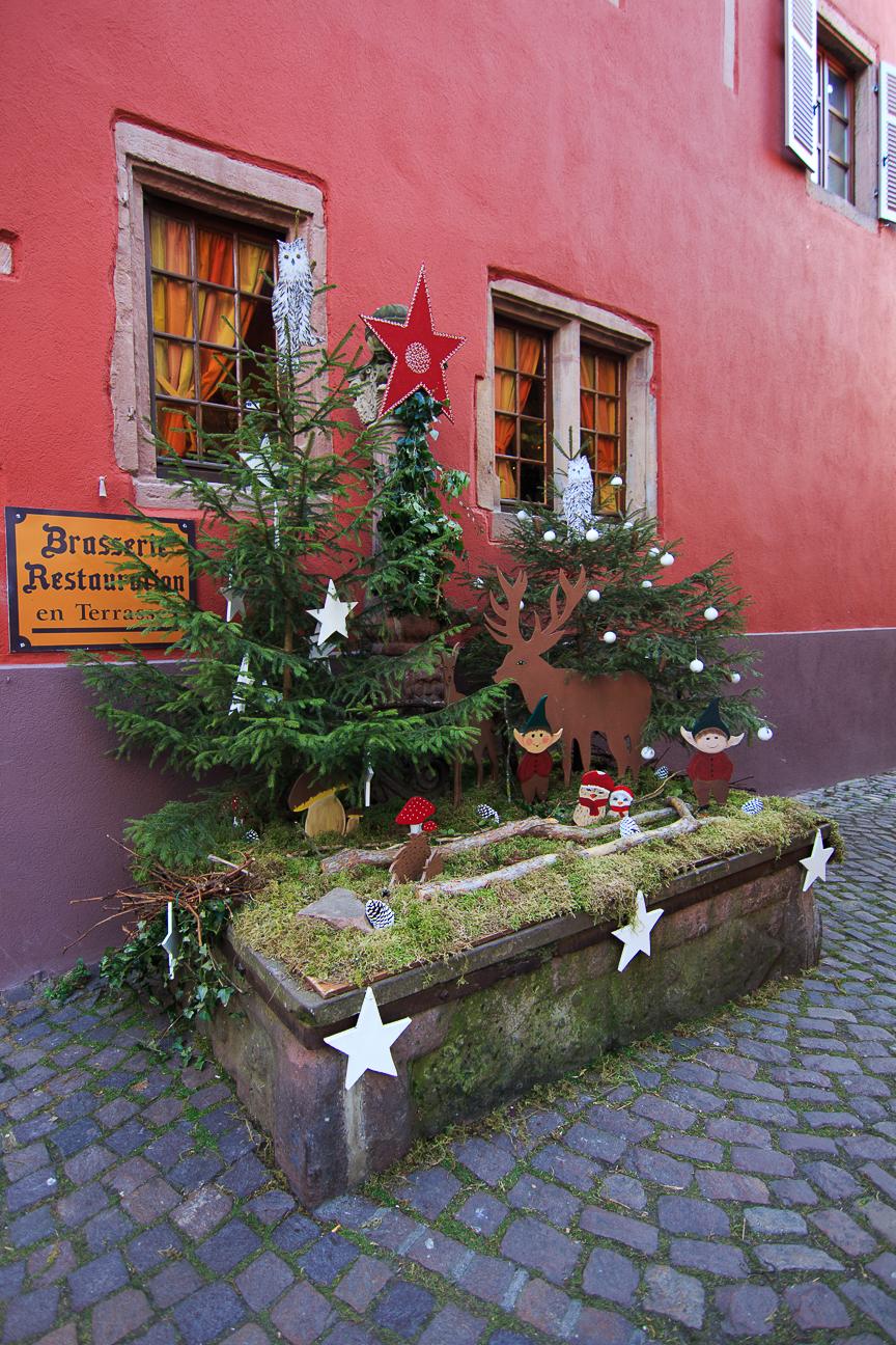 Pesebres de Alsacia Berheim