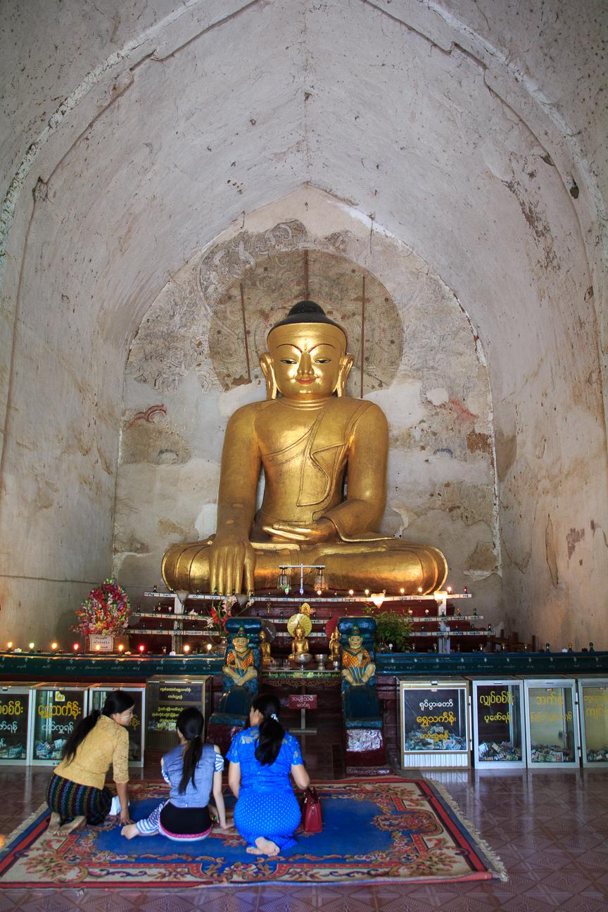 Budha en Gawdawpalin
