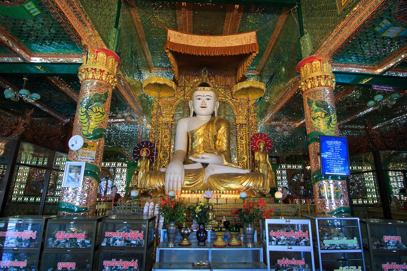 Budha en Sagaing