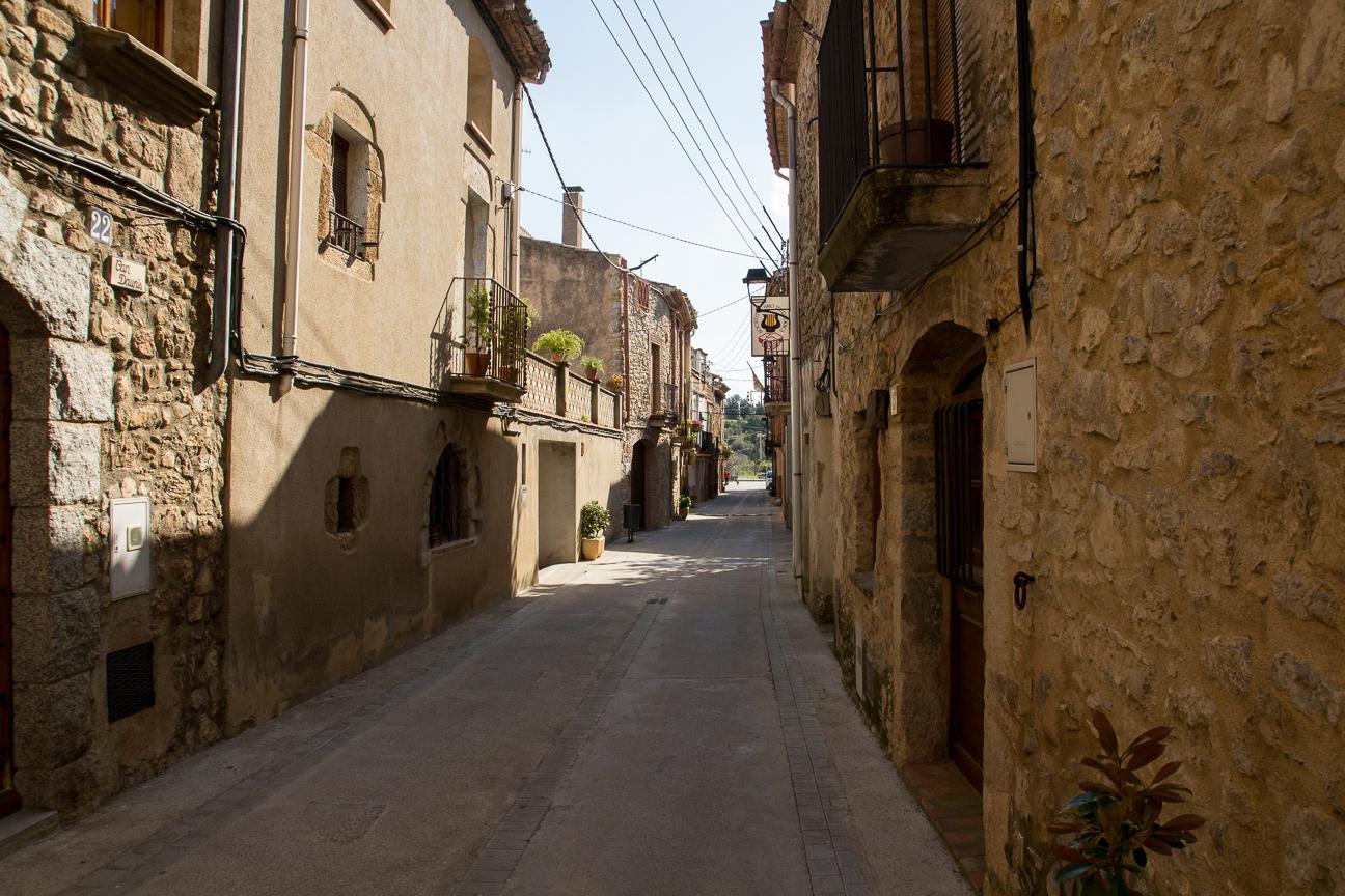 Calles de Terrades