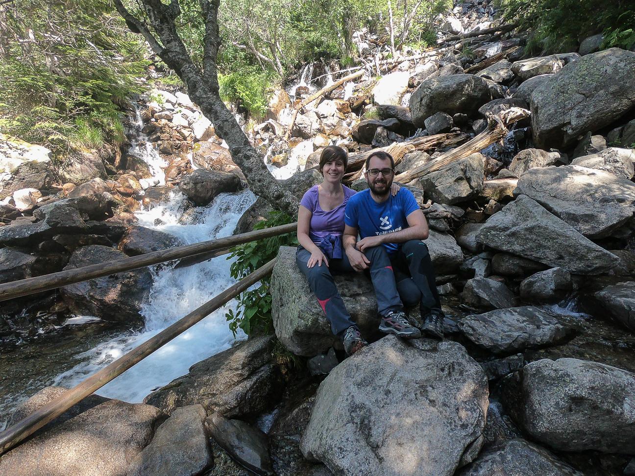Caminata por Parque Nacional de Aigues Tortes