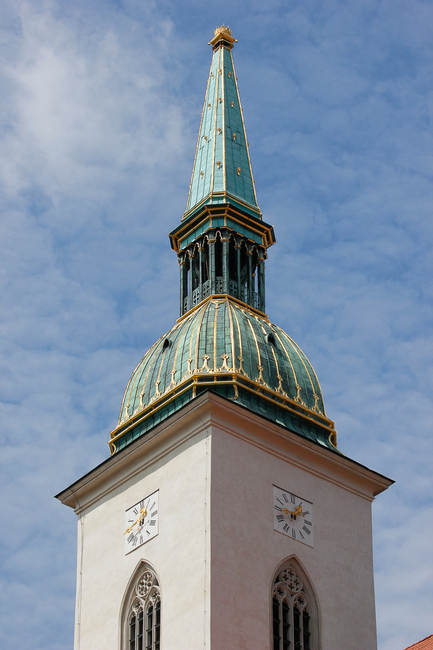 Campanario Catedral de San Martin
