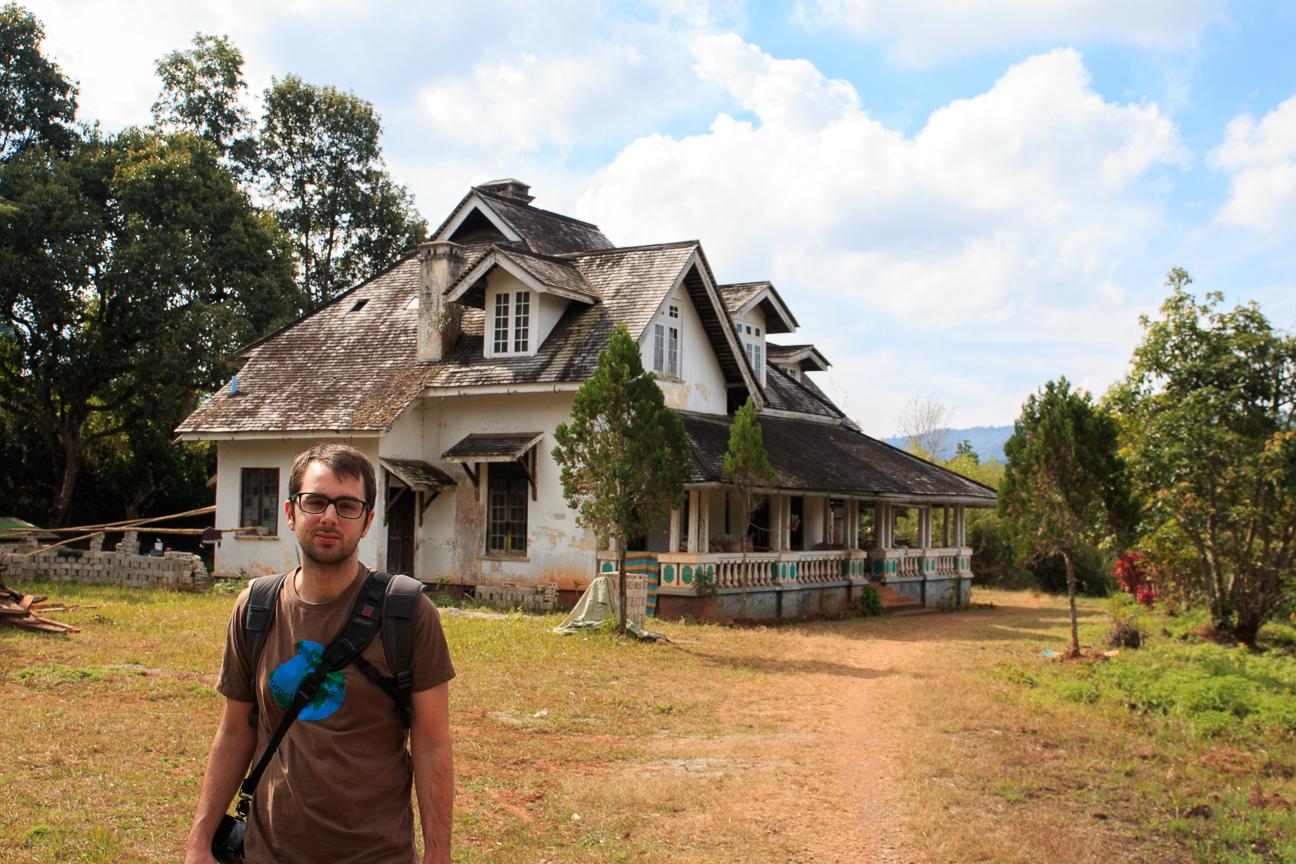 Casa de la epoca colonial