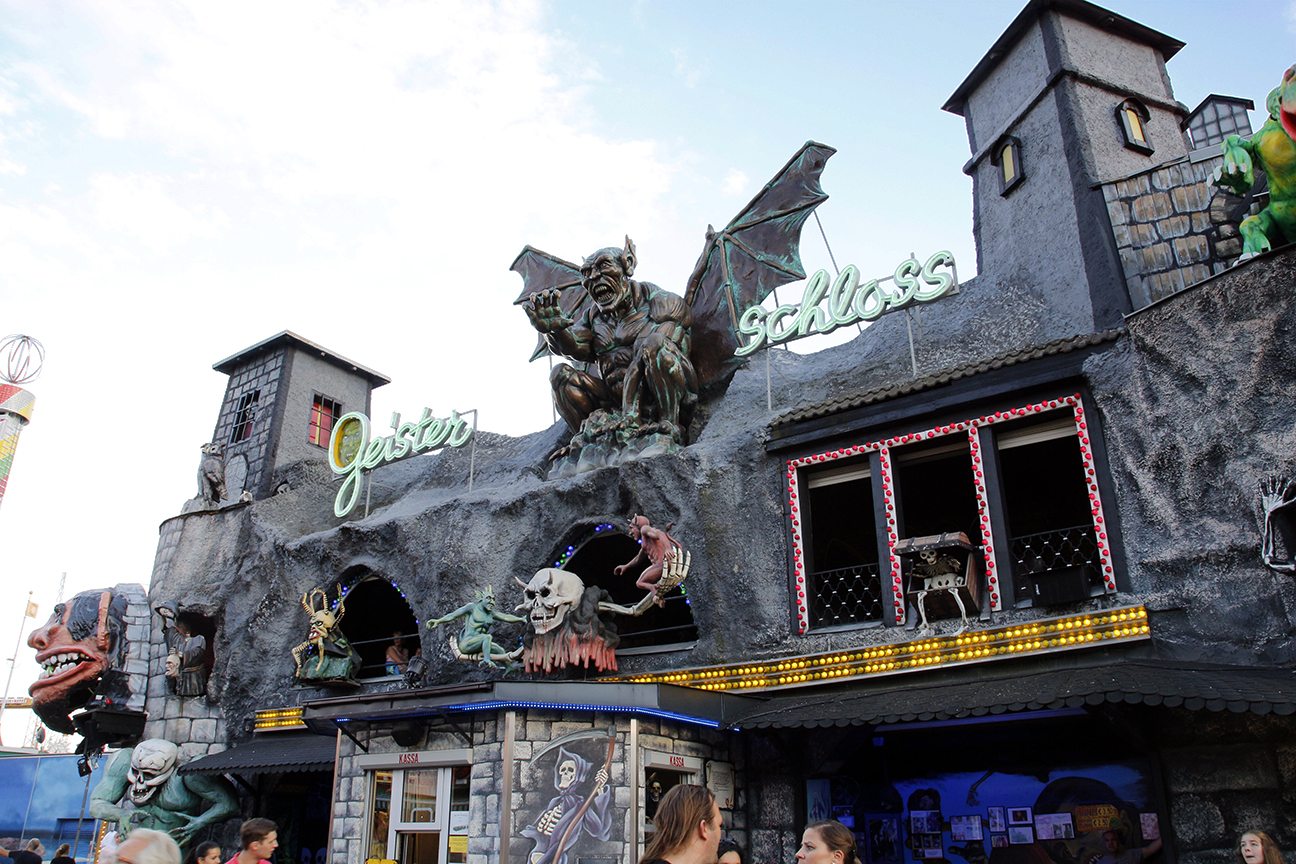 Casa del Terror en el Prater