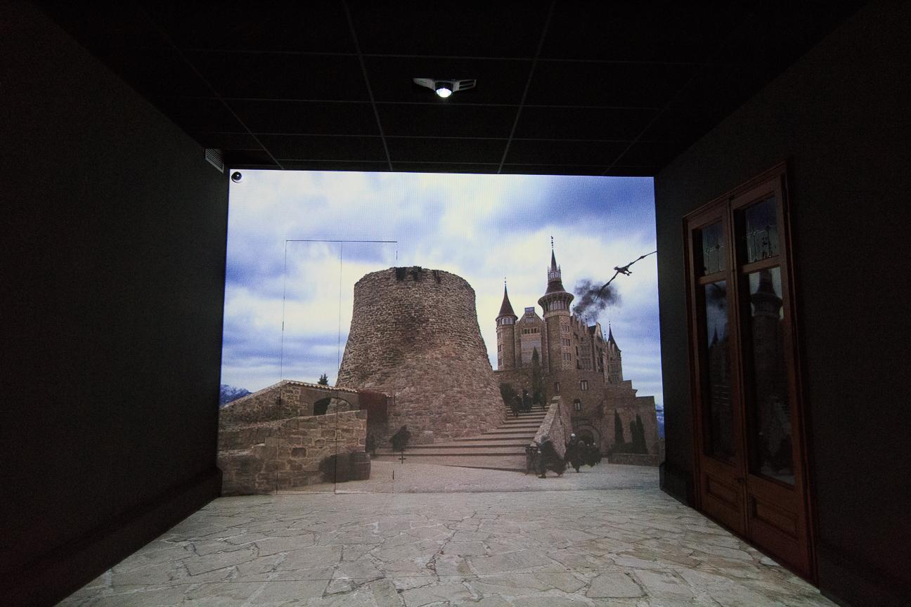 Castillo leyenda Sant Jordi