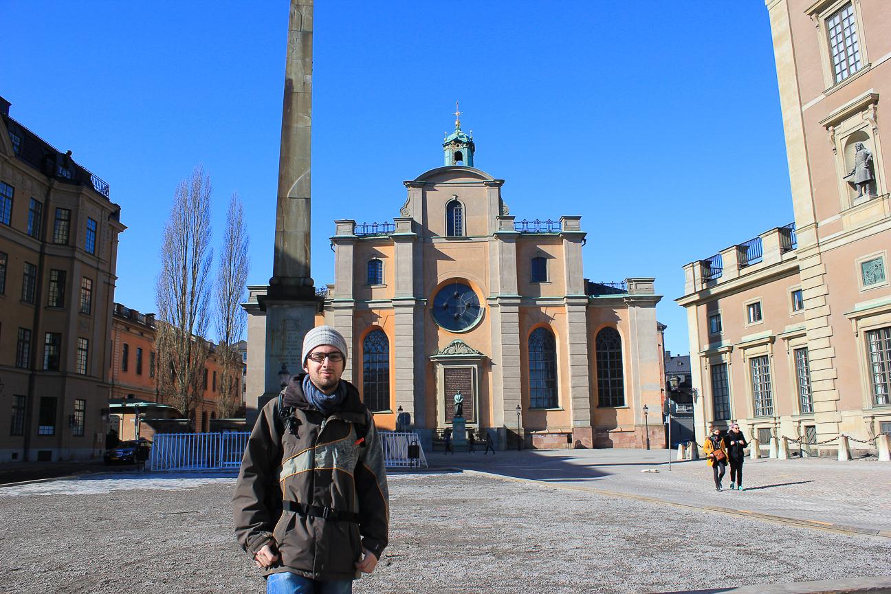 Catedral de Estocolmo Storkyrkan