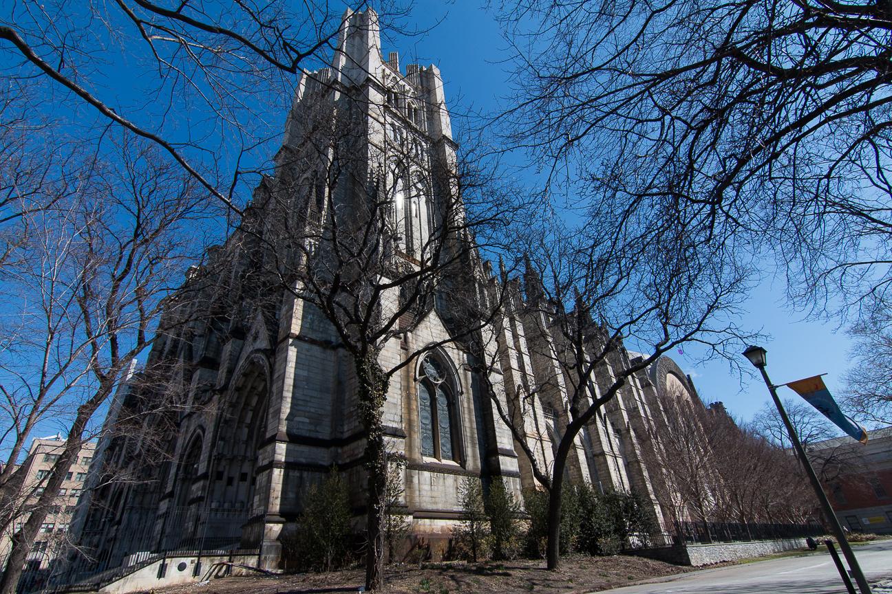 Catedral Saint John en Harlem Nueva York