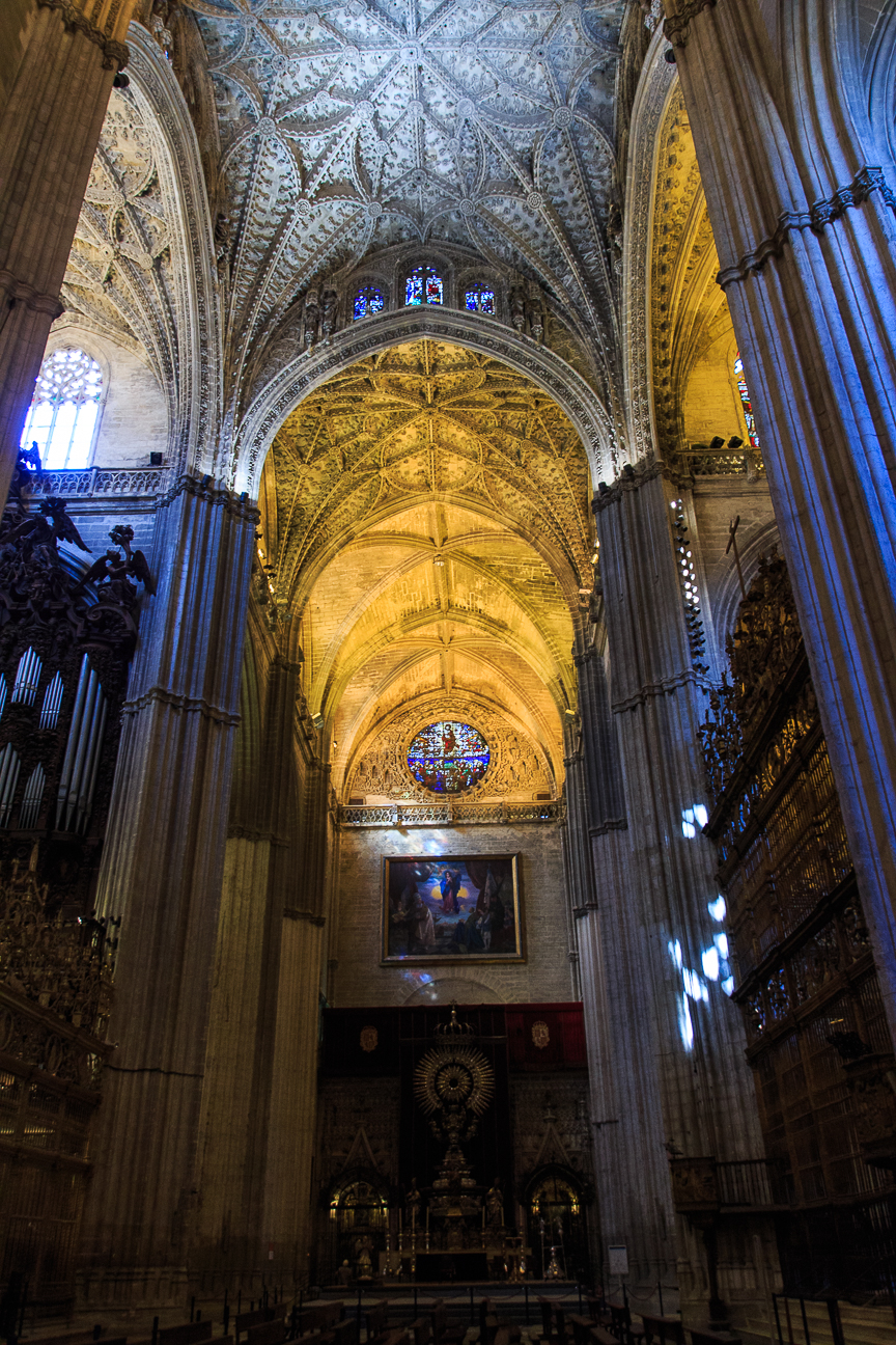 Catedral gotica de Sevilla