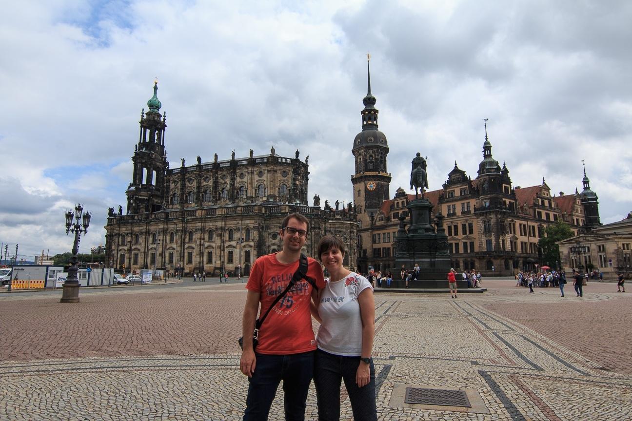 Comete el Mundo de excursion a Dresde desde Praga