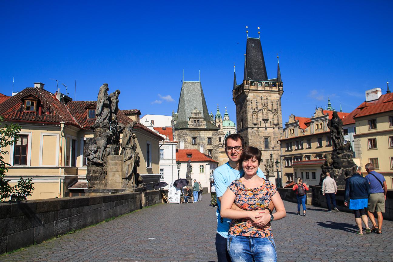 Comete el Mundo Praga