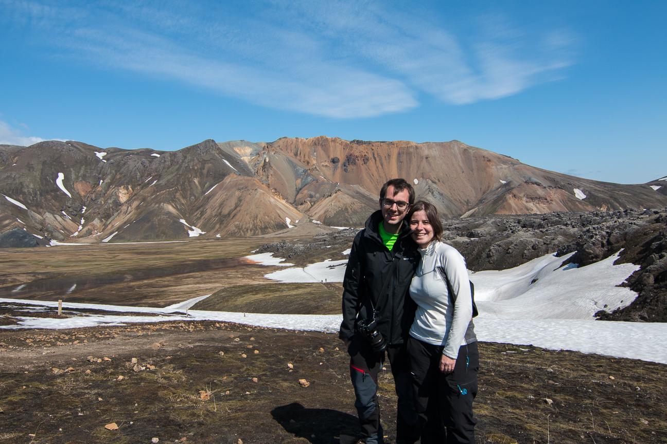 excursión a Landmannalaugar - Tierras Altas