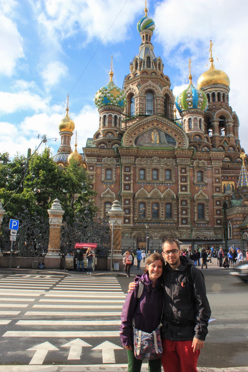 Comete el Mundo en Sant Petersburgo