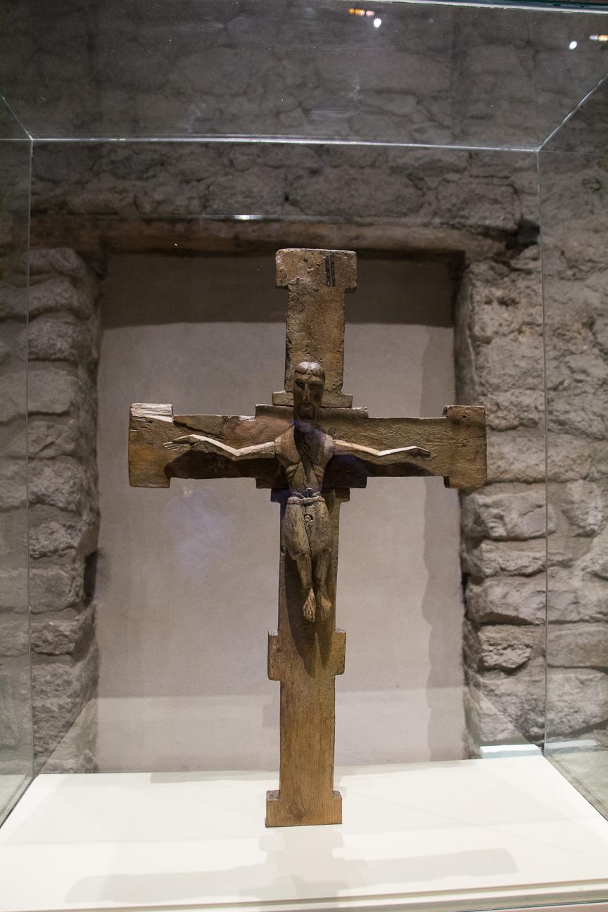Cruz romanica