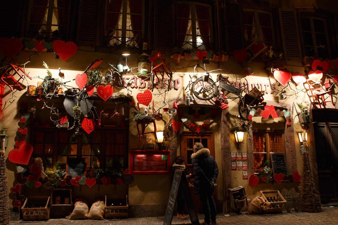Decoracion navidena en todas partes