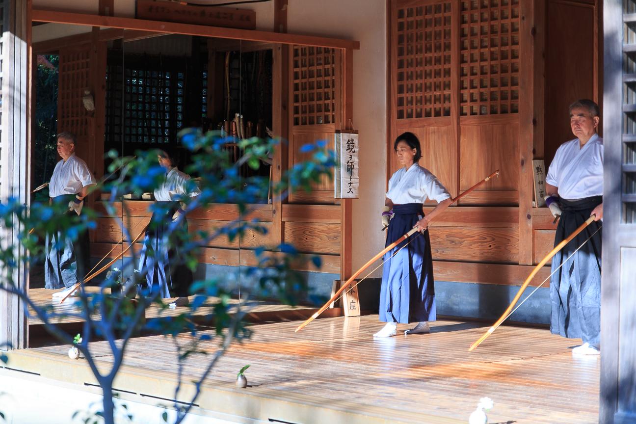 Deportes ancestrales en Japon