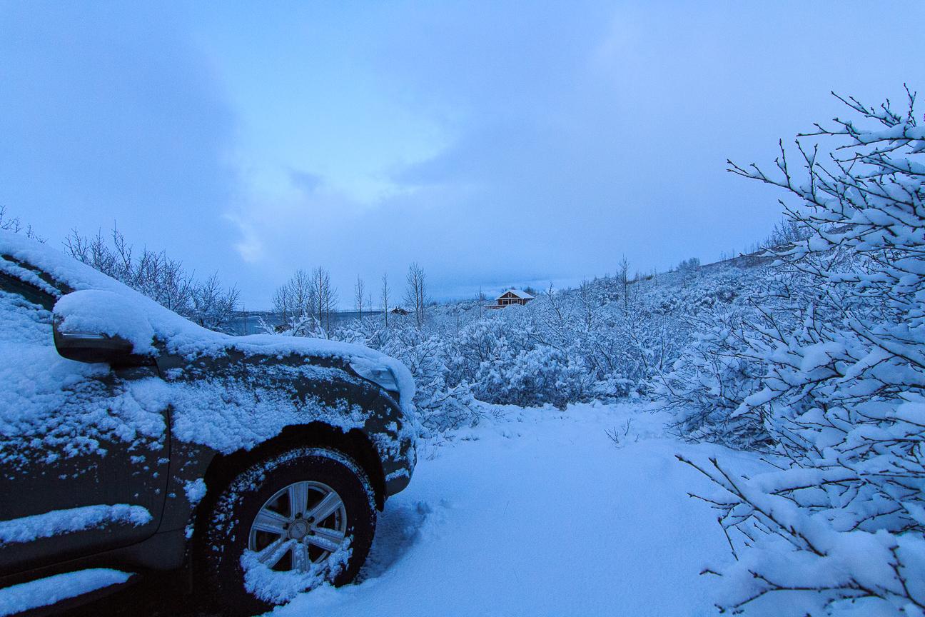 Despertar nevado