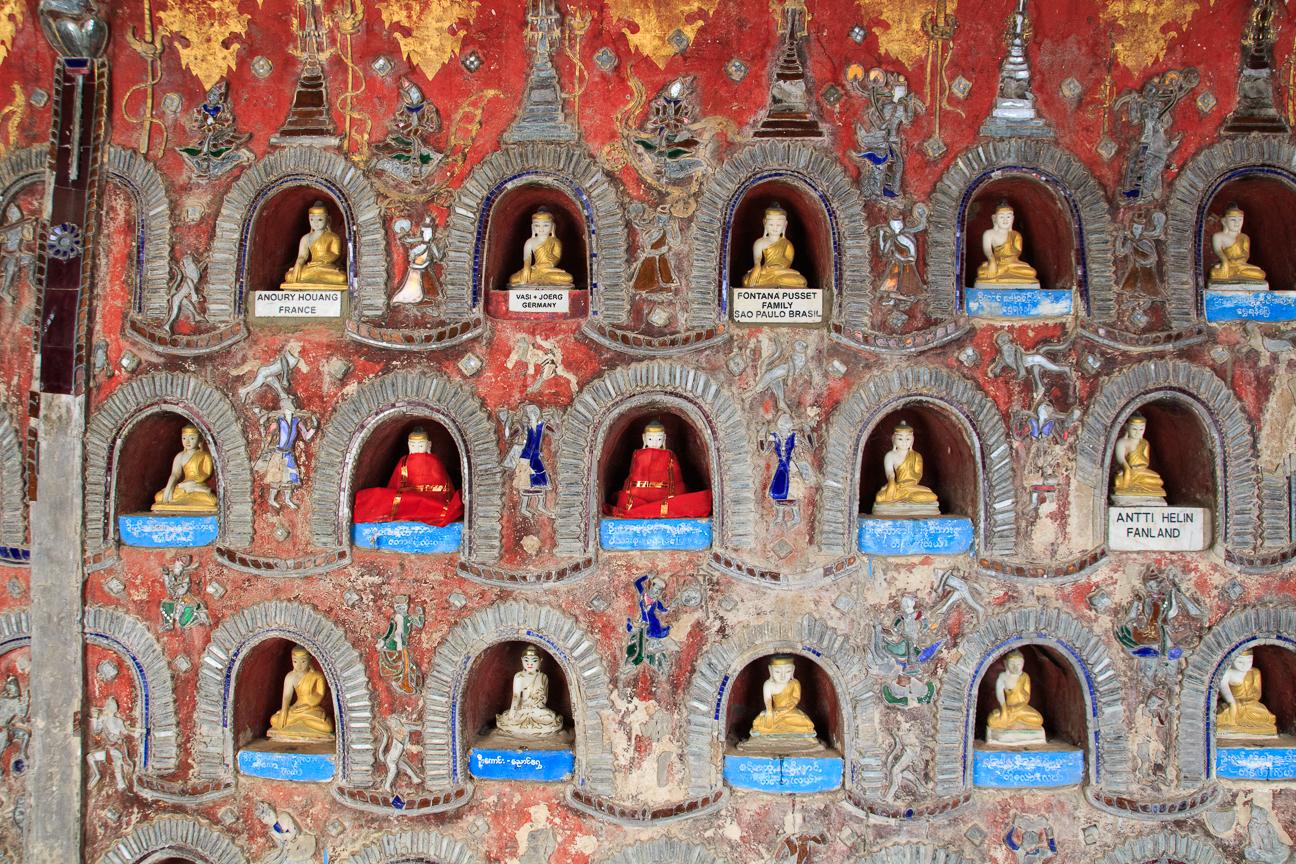Detalle Budhas