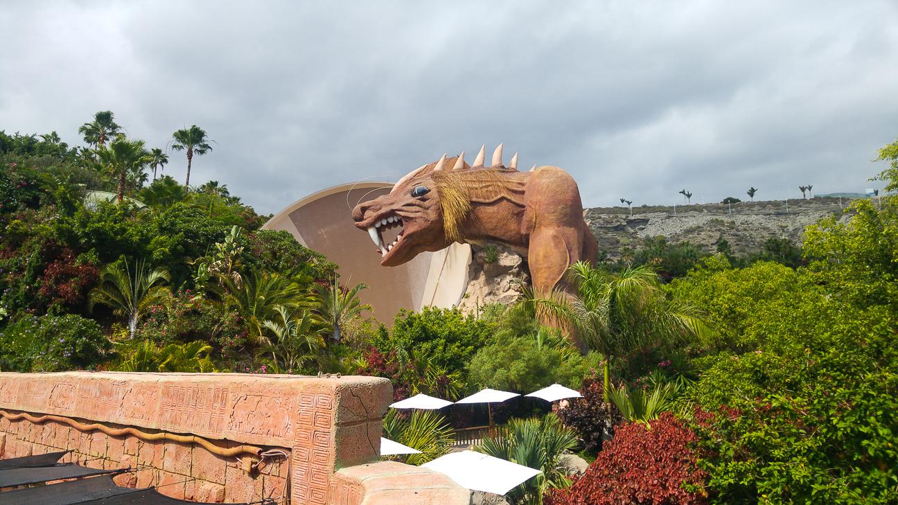 Dragon de Siam Park