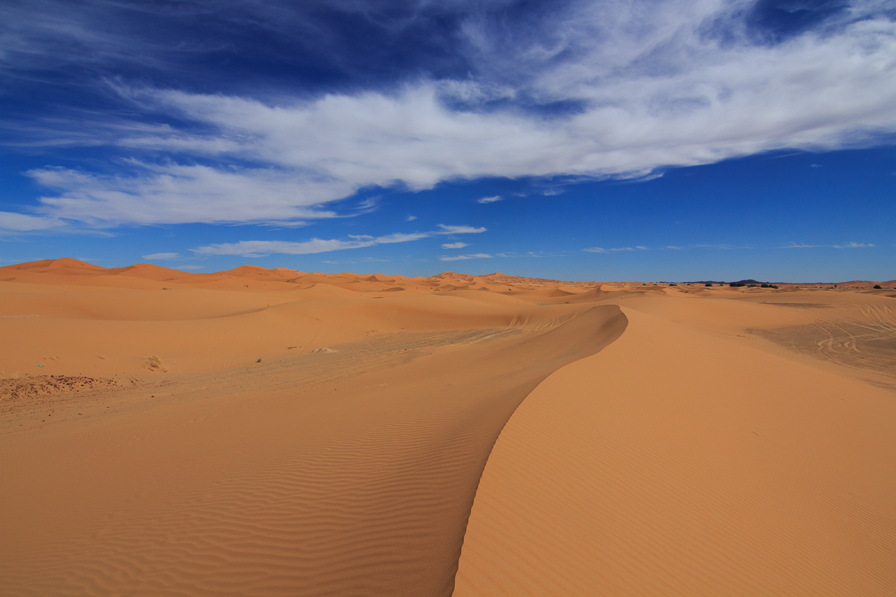 Dunas y mas dunas