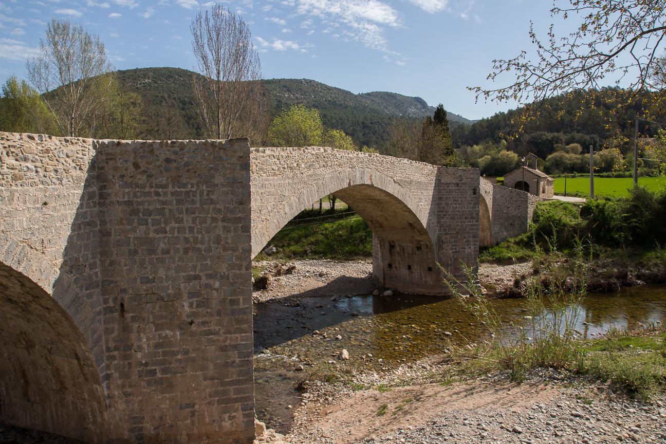 El puente viejo de San Lorenzo