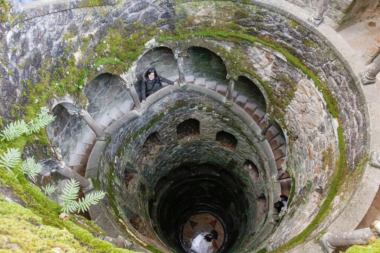 Escalera de Inciacion en la Quinta